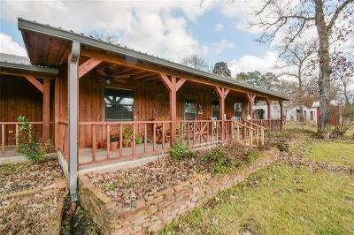 Willis Farm & Ranch For Sale: 101 R Hales Road