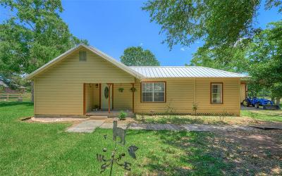 Hockley Single Family Home Pending Continue to Show: 25927 Joseph Road
