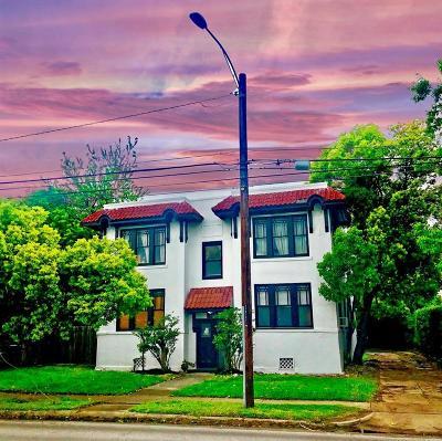 Houston TX Multi Family Home For Sale: $979,000