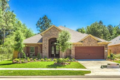 Montgomery Single Family Home For Sale: 7 South Elderberry Trail