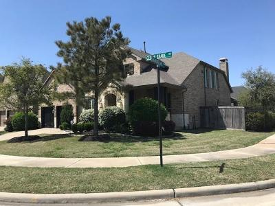 Katy Single Family Home For Sale: 10511 Cedar Shade Road