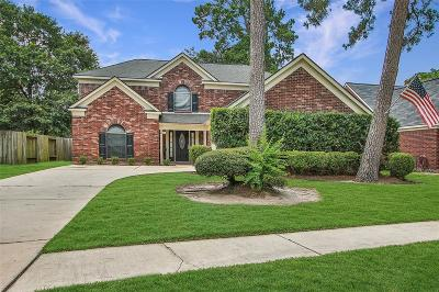 Spring Single Family Home For Sale: 8930 Driftstone