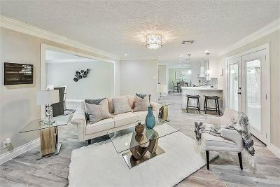 Houston Single Family Home For Sale: 5606 Ludington Drive