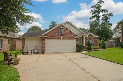 Spring Single Family Home For Sale: 25211 Oak Star Drive