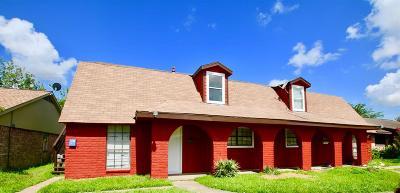 La Porte Multi Family Home For Sale: 3206 Scotch Moss Lane #4