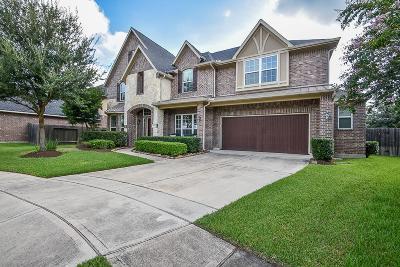 Single Family Home For Sale: 17910 Norwood Oaks Drive