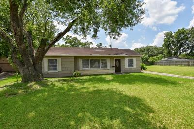 Bellaire Single Family Home For Sale: 4715 Sunburst Street