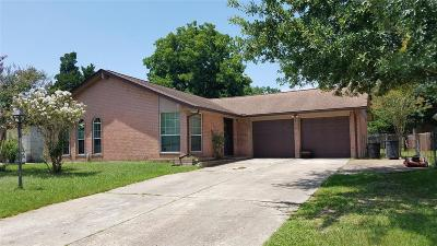 Houston Single Family Home For Sale: 5011 Rotan Drive