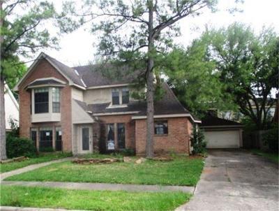 Houston Single Family Home For Sale: 12507 Ella Lee Lane