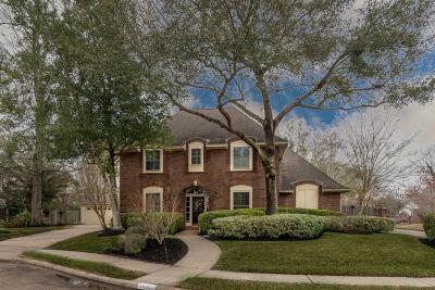 Houston Single Family Home For Sale: 15211 Redwood Run Court