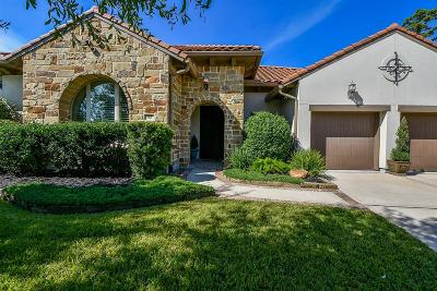 Tomball Single Family Home For Sale: 43 Woodglade Way