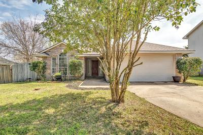 Bryan Single Family Home For Sale: 2230 Howell Avenue