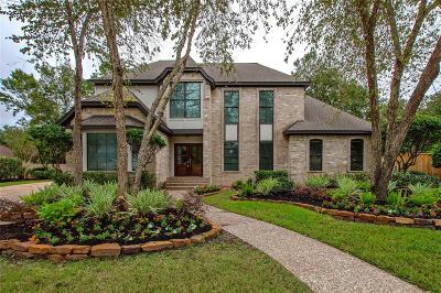 Houston Single Family Home For Sale: 2315 Glenburn Drive