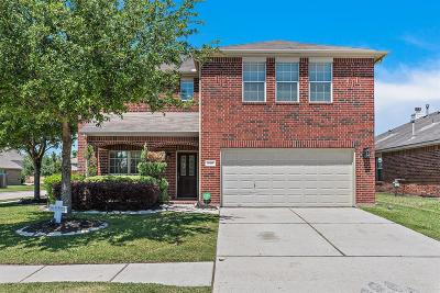Kingwood Single Family Home For Sale: 21531 Kings Bend Drive