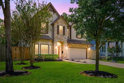 Houston Single Family Home For Sale: 959 Lamonte Lane