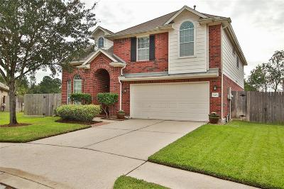 Spring Single Family Home For Sale: 3003 Spring Ranch Lane