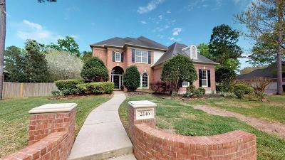 Kingwood Single Family Home For Sale: 2246 Kings Trail