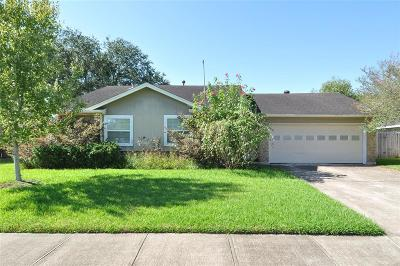 Pearland Single Family Home For Sale: 3008 Shady Creek Drive