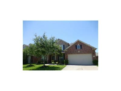 Shadow Creek Ranch Single Family Home For Sale: 2620 White Falls Drive