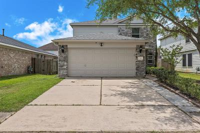 Channelview Single Family Home For Sale: 15310 Buckeye Brook Way