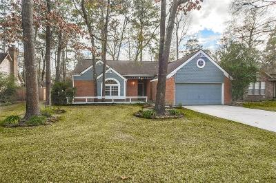 Montgomery Single Family Home For Sale: 125 Park Way