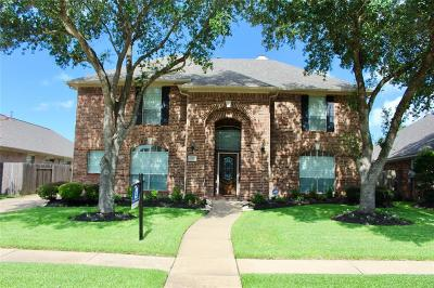 Pasadena Single Family Home For Sale: 4207 Blue Water Ct