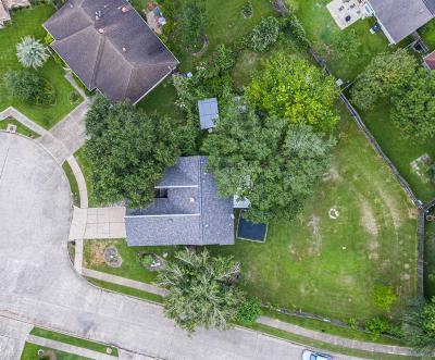 League City Single Family Home For Sale: 617 Magnolia Bend Street