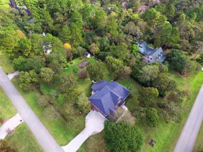 Magnolia Single Family Home For Sale: 14810 Timberleaf Drive