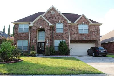 Houston Single Family Home For Sale: 4014 Reinald Road