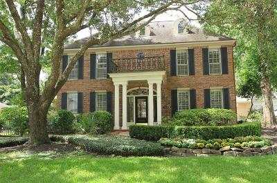 Kingwood Single Family Home For Sale: 4910 Kenlake Grove Drive