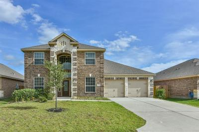 Hockley Single Family Home For Sale: 20414 Barrel Run Drive