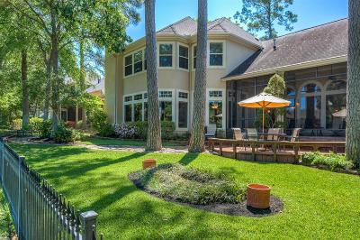Montgomery Single Family Home For Sale: 100 Bentwater Bay Circle