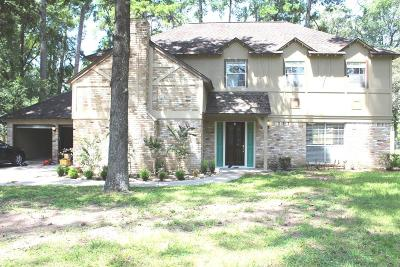 Spring Single Family Home For Sale: 25207 Spring Ridge Drive