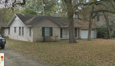 Houston Single Family Home For Sale: 12843 Butterfly Lane