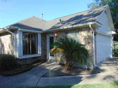 Houston Single Family Home For Sale: 17050 Littleglen Lane