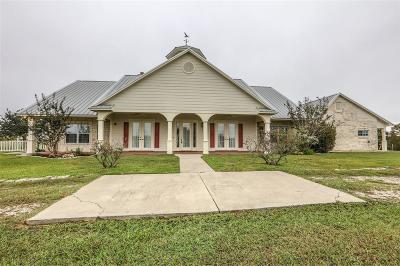 Coldspring TX Single Family Home For Sale: $485,000