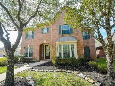 Cinco Ranch Single Family Home For Sale: 24403 Alexander Crossing Lane