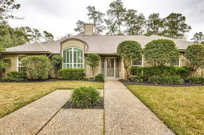Houston Single Family Home For Sale: 5707 Vestavia Drive