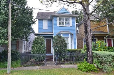 Single Family Home For Sale: 1237 W 21st Street
