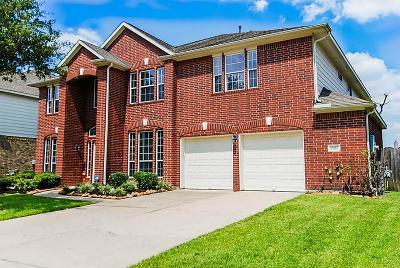 Pearland Single Family Home For Sale: 13105 Hampton Bay Drive