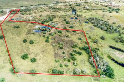 Lee County Country Home/Acreage For Sale: Tract 4 Hwy 290 E