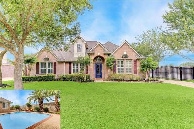 Richmond Single Family Home For Sale: 2603 Thompson Crossing