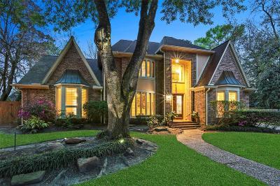 Kingwood Single Family Home For Sale: 2002 Wind Creek Drive