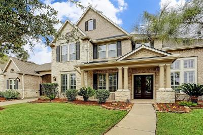 Katy Single Family Home For Sale: 25614 Greenwell Springs Lane