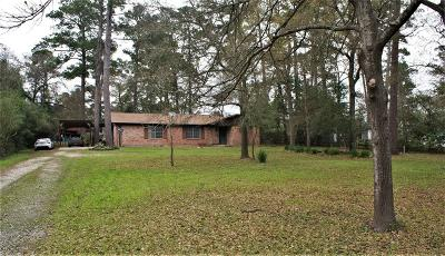 Grimes County Single Family Home For Sale: 4121 Highway 105 E