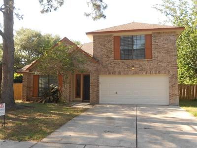 Cypress TX Single Family Home For Sale: $227,500