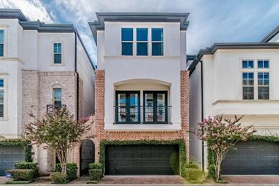 Houston Single Family Home For Sale: 5713 Arabelle Lake Street