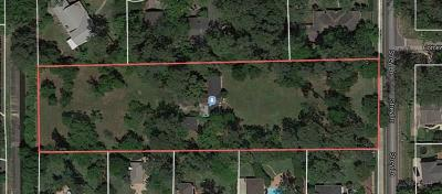 Houston Residential Lots & Land For Sale: 601 Strey Lane