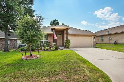 Willis Single Family Home For Sale: 12525 Canyon Hill Drive