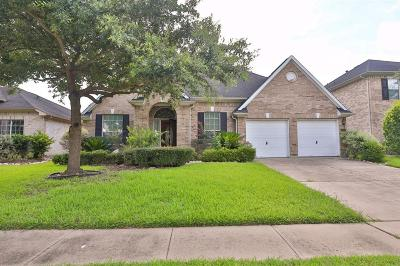 Sugar Land Single Family Home For Sale: 1922 Lincoln Crest Way